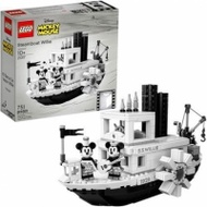 LEGO 樂高  Ideas 21317 Disney Steamboat Willie Building Kit , New 2019(751 Piece)