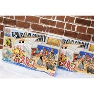 【預購】金證 海賊王 偉大的船艦收藏集千陽號 20周年紀念配色 20TH【星野日本玩具】