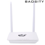 [BAOSITY] 4G LTE Wifi Router 300Mbps Wireless Router with SIM Card Slot