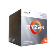 AMD Ryzen 5 3400G 四核心處理器《3.7GHz/AM4》
