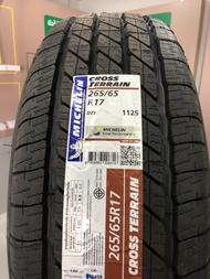 265/65R17 Michelin Cross Terrain