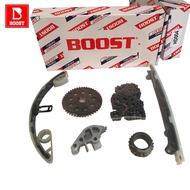 BOOST Timing Chain Kit Repair Fit Engine L15A L13A 3SZ 3SZ-VE For Honda Toyota Daihatsu Perodua Civic Rush Fit Bb  Jazz Passo