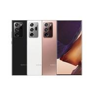 SAMSUNG Galaxy Note 20 Ultra 6.9吋 12G/256G八核雙卡5G旗艦極限全螢幕手機▼官網登錄送Infinity可攜式藍牙喇叭↗加碼實用好禮三重送星幻白