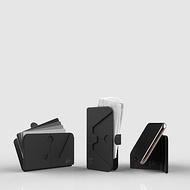 TIC HOLDER 超薄3合1 手機支架卡片口罩收納夾-2色可選 提供刻字