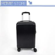 24 ชั่วโมง♞☋กระเป๋าเดินทาง ขนาด24 นิ้ว กระเป๋าลาก กระเป๋าเดินทางล้อคู่ แข็งแรง ยืดหยุ่นสูง น้ำหนักเบา กระเป๋าเดินทางกัน