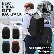 [HICKIES] New Urban Elite Multifuntional Backpack/Anti-theft/USB Charging port/Travel/Busines