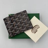 👜: New!! Goyard Wallet อปก กล่อง ผ้าห่อนะคะ