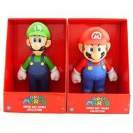 超級瑪麗 Mario公仔模型