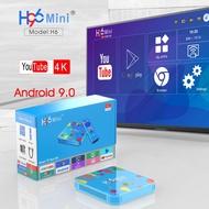 TV Box H96 Mini H6 Android 9.0  Allwinner 4GB 128GB Quad Core 6K H.265 Wifi Netflix Youtube Set Top Box H96mini 4GB32GB
