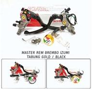 Brembo Izumi Brake Master set Clutch