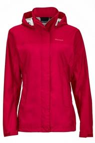 ├登山樂┤美國Marmot土撥鼠 Women's PreCip 女款防水外套/風雨衣 深樹莓#46200-6537