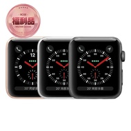 【Apple Watch】福利品 Series 3 GPS 42mm鋁金屬單錶殼(A1859)