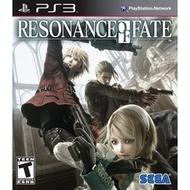 PS3 永恆的盡頭 Resonance of Fate -英日文美版-