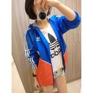 小美&代購莎莎*專屬代購*Adidas Originals 愛迪達 三葉草 拼接 WB AP9767 藍白紅 中華隊