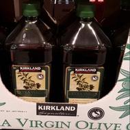 好市多代購科克蘭冷壓初炸橄欖油