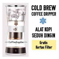 Cold Brew Coffee Dripper Kit Cold Brew Drip Tower Coffee Maker