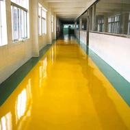 Epoxy Floor Paint Intoor Wear-Resistant Lantai Cat Sendiri meratakan simen lantai cat rumah habuk-bukti