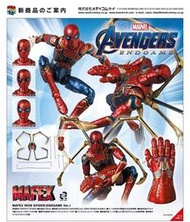 【樂玩具】9月預購 超商取付免訂金 日空版 MAFEX No.121 復仇者聯盟:終局之戰 鋼鐵蜘蛛人 可動 完成品