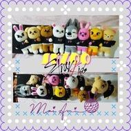 Skzoo Plushie Doll Stray Kids Amigurumi Knitted Doll