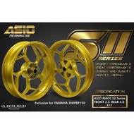 ASIO VERSION 2 MAGS GOLD