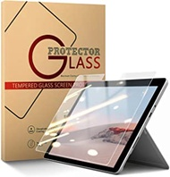 Screen Protector for Surface Go 2-9H Hardness HD Tempered Glass Screen Protector for Microsoft Surface Go (10.5 inch, 2020 Released)