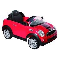 快樂寶貝 馬克文生 原廠授權 Mini Cooper S Coupe 可坐/遙控玩具車 遙控電動車 兒童電動車(雙驅)