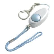 ELPA日本朝日電器 水滴型防身警報器(藍)AKB100(BL)