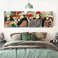 【全套價】日系風格 航海王壁貼掛畫裝飾畫  海賊王 特拉法爾加羅  死亡外科醫生 羅壁畫無框畫 創意臥室書房裝潢生日禮物