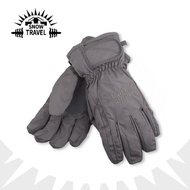 [現貨]SNOW TRAVEL 100%羽毛防水透氣手套《灰》/AR-1/防風手套/保暖/羽絨手套/出國旅遊/賞雪