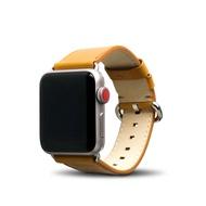 Alto Apple Watch 皮革錶帶 38mm/40mm-焦糖棕