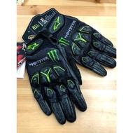 ALPINESTARS Drakonis Monster Glove 短手套 Monster 可觸控 皮革 黑綠