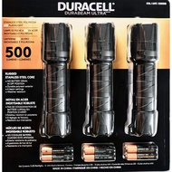 手電筒 Duracell Durabeam Ultra LED Flashlight 500 Lumens, 3 Cou