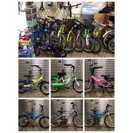 【 專業二手腳踏車買賣 】二手12吋16吋20吋兒童腳踏車 二手兒童腳踏車捷安特滑步車yj256  KJ182