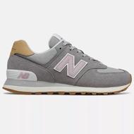 [New balance ] 574 女款運動休閒鞋 灰色 麂皮 WL574NA2《曼哈頓運動休閒館》