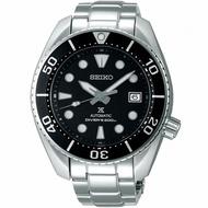 SEIKO精工PROSPEX系列相撲廣告款潛水機械錶 黑 6R35-00A0D SPB101J1