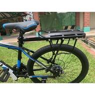 Bicycle rear rack Aluminium