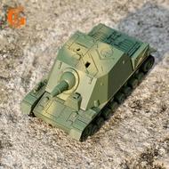 1/72 Scale German Sturmpanzer Assault Gun Tank Model Plastic 4D Assembly Building Model Kit