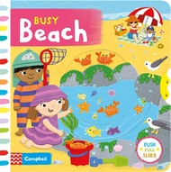Busy Beach (Busy Books) -- Board book