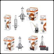 Osram Halogen Bulb H1 / H3 / H4 / H7 / H11  -100% Original Bulb