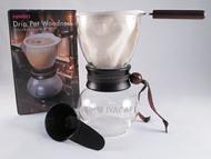 《愛鴨咖啡》HARIO DPW-3 法蘭絨 濾布含支架 手沖壺 3-4杯份