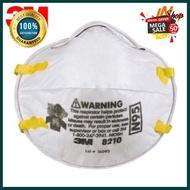 MEGA Sale!! [พร้อมส่ง]3M 8210 N95 หน้ากากป้องกันฝุ่นละออง PM 2.5(ไม่มีกล่อง) ##รับประกัน ถูกชัวร์