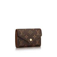【Go時尚】LOUIS VUITTON VICTORINE LV 金豆 錢包短夾 錢夾 M62472
