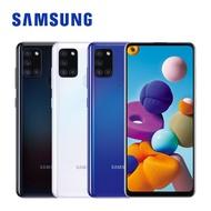 【SAMSUNG 三星】SAMSUNG Galaxy A21s 智慧型手機(4G/64G)
