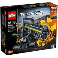 丹麥LEGO樂高拼插積木玩具開發智力益智挖掘機山地車42055/42070
