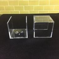 《集》台灣製造 正方透明殼 球盒 珍藏盒 棒球盒 簽名球 紀念球 收納 保護用 ultrapro stg 林智勝 職棒