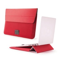 "MacBook Pro/Air 13""(2020)立架電腦包/筆電包- ARIA 焰火紅 / ARIA Stand Sleeve for MacBook Pro/Air 13""(2020)"
