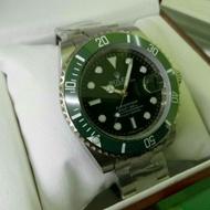 勞力士綠水鬼手錶