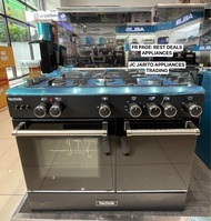 GAS RANGE 90CM WITH GAS COMPARTMENT