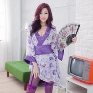 [台灣現貨]花精靈和服 角色扮演服裝性感和服cosplay服裝 流行E線A516