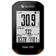 《Bryton》Rider 320T 無線自行車智慧訓練記錄器(含踏頻感測器 & 智慧心跳帶監控組)《新店美利達旗艦店》